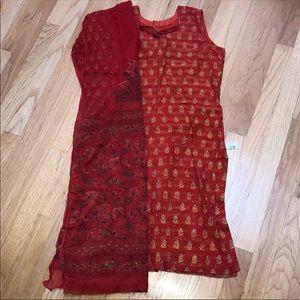 Dresses & Skirts - New Cotton Shalwar Kameez